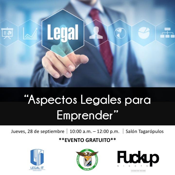 Aspectos Legales Para Emprender