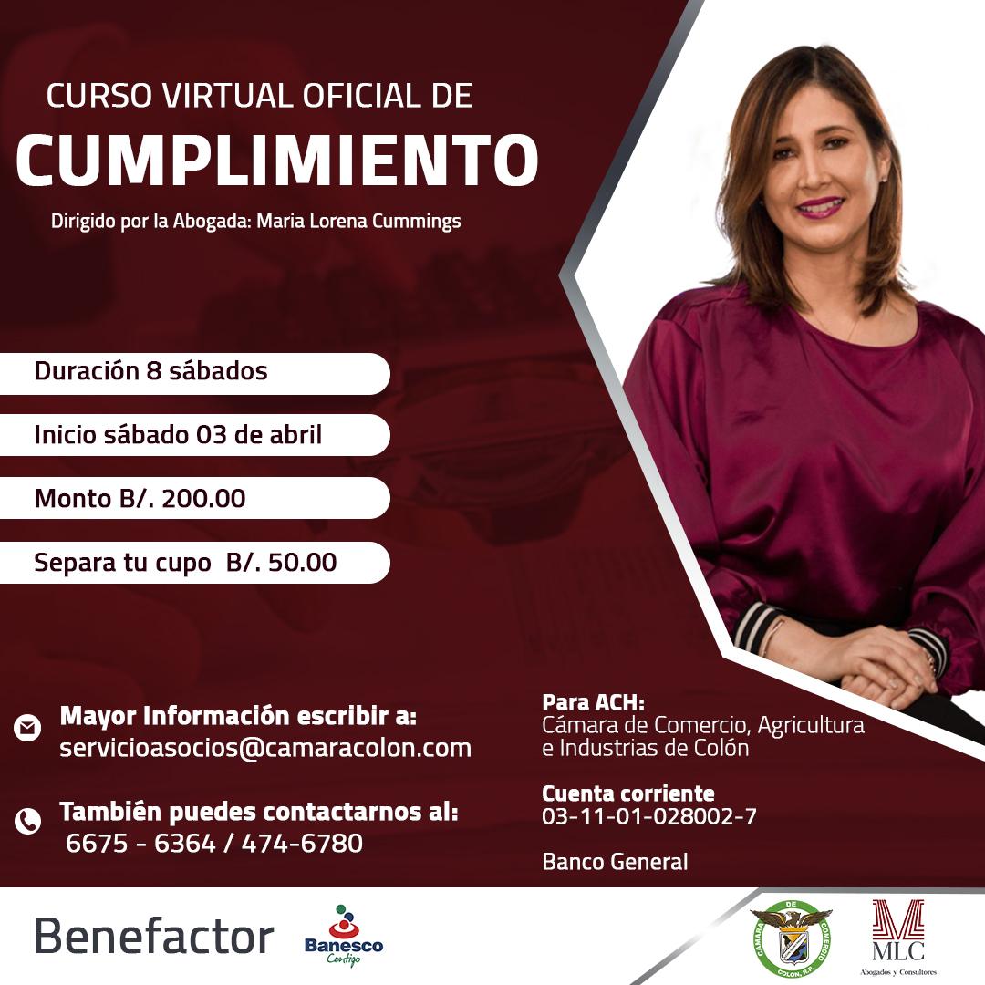 CURSO VIRTUAL OFICIAL DE CUMPLIMIENTO